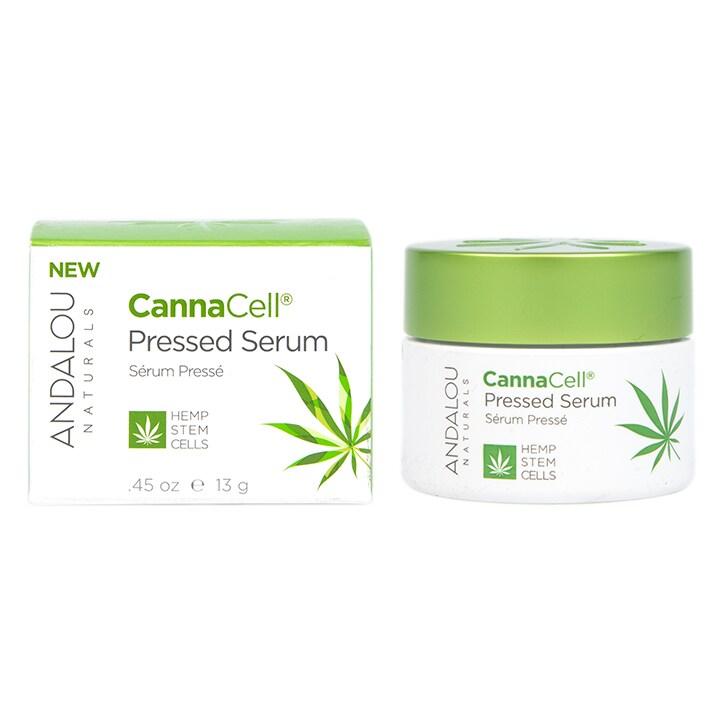 Andalou CannaCell Pressed Serum 13g