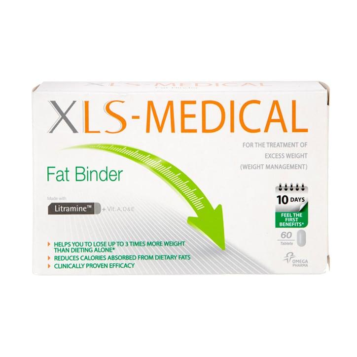 XLS Medical Fat Binder 60 Tablets