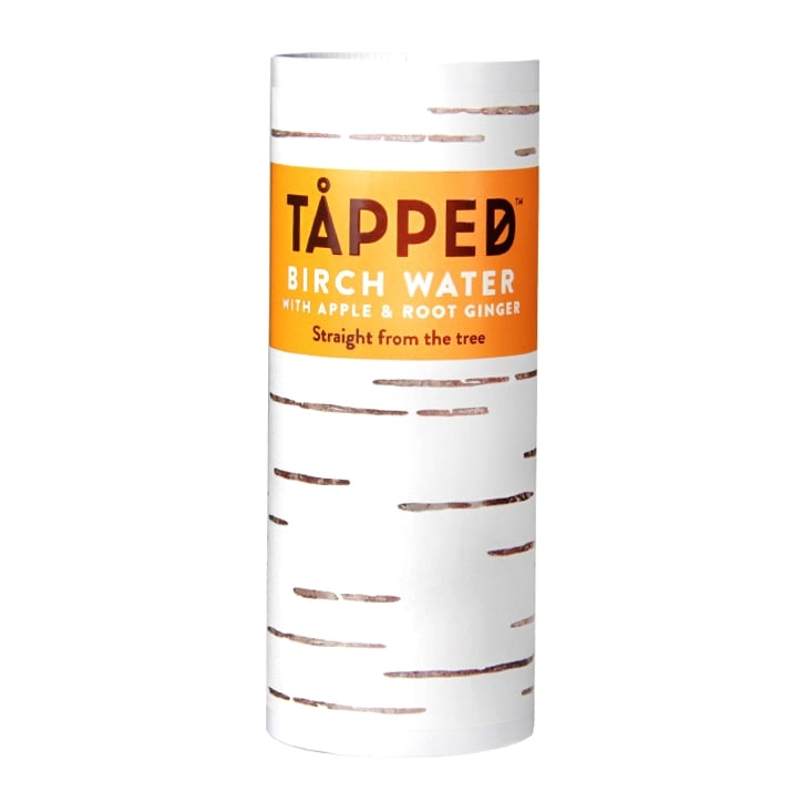 Tapped Birch Water Apple & Ginger 250ml