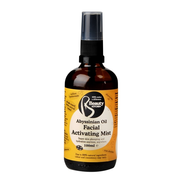 Beauty Kitchen Abyssinian Oil Facial Activating Mist 100ml