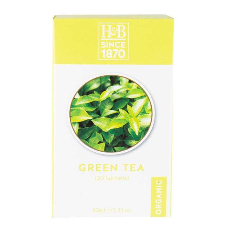 Holland & Barrett Organic Pure Green Tea 30g