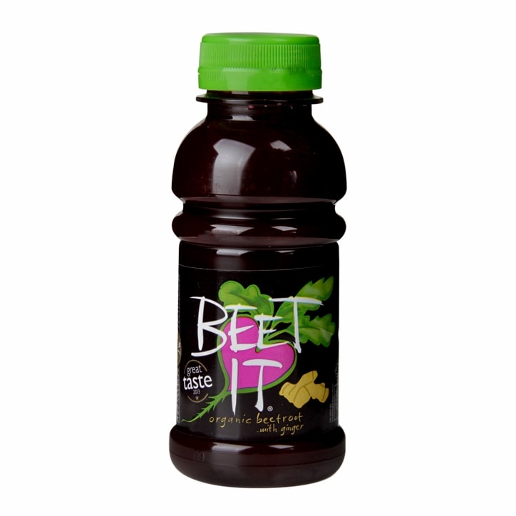 James White Drinks Beet It Organic Beetroot Juice with Ginger 250ml