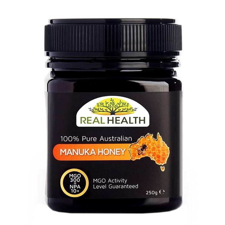 Real Health Manuka Honey MGO 300 250g