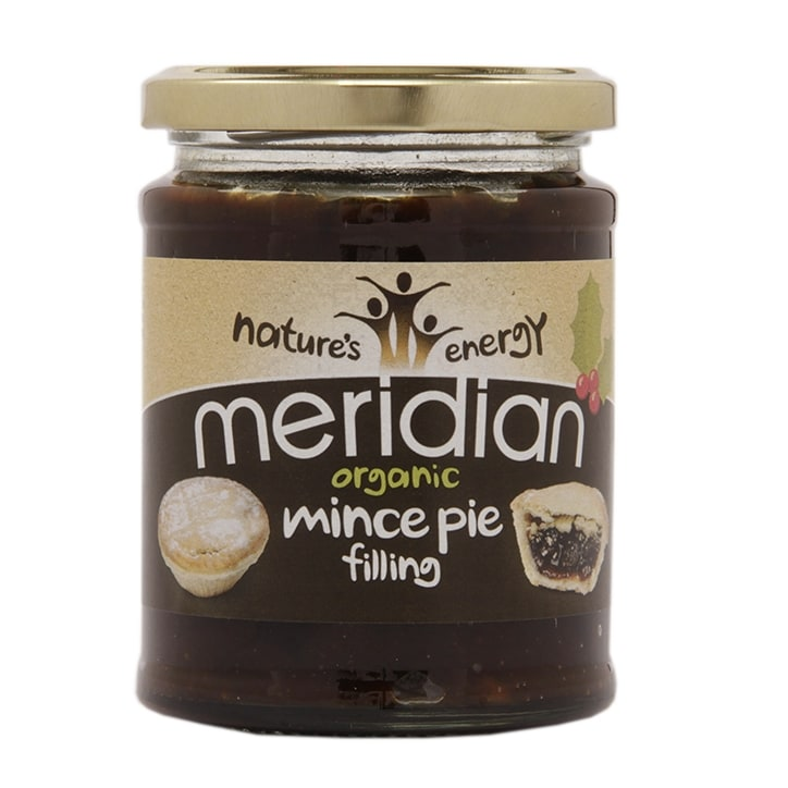 Meridian Organic Mince Pie Filling