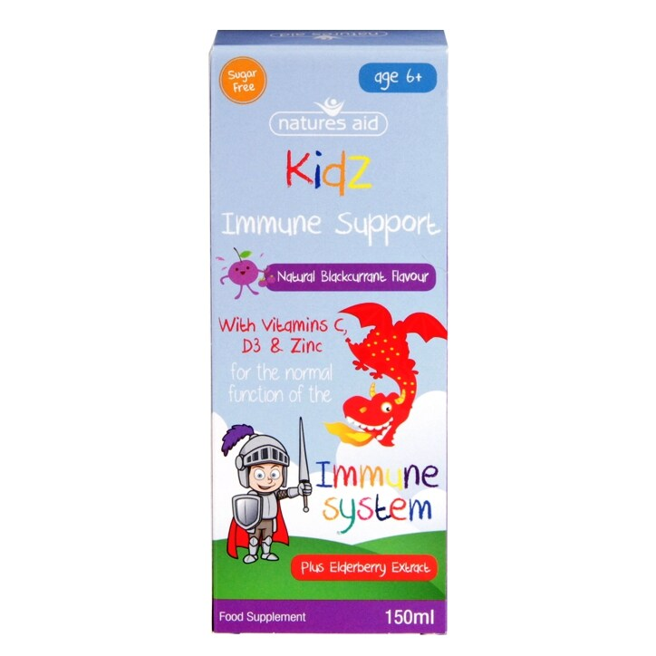Nature's Aid Kidz Immune Liquid 150ml
