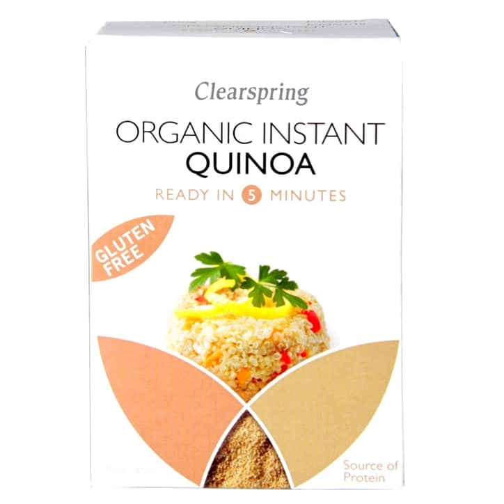 Clearspring Instant Quinoa 180g