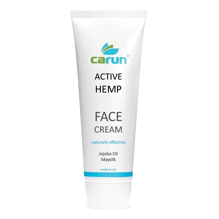 Carun CBD Active Hemp Face Cream