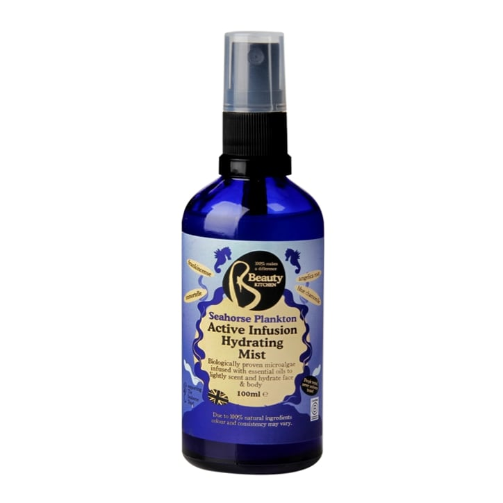 Beauty Kitchen Seahorse Plankton Active Infusion Hydrating Mist 100ml