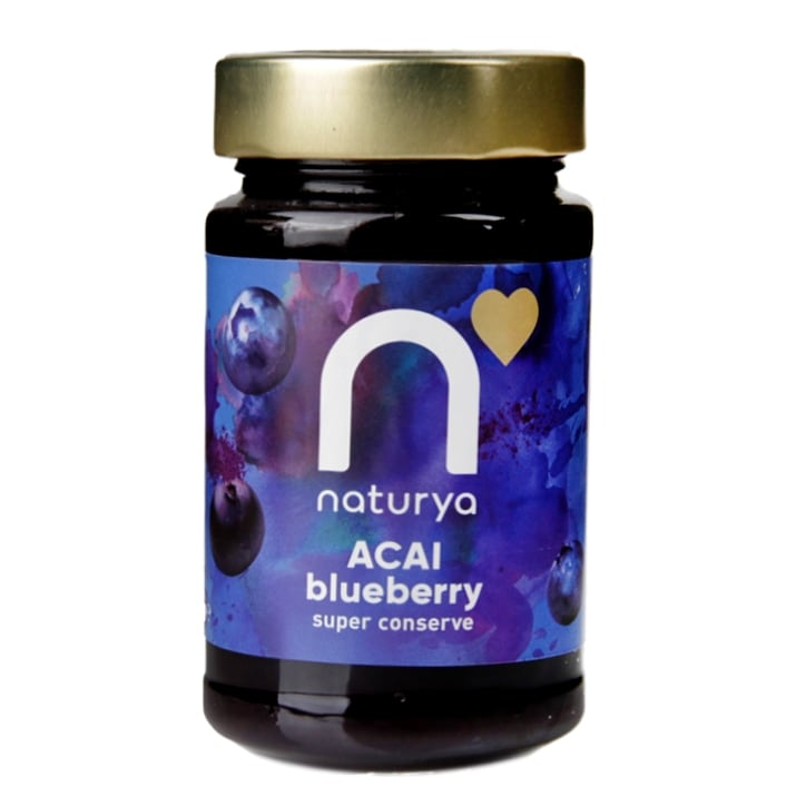 Naturya Acai Blueberry Super Conserve 285g