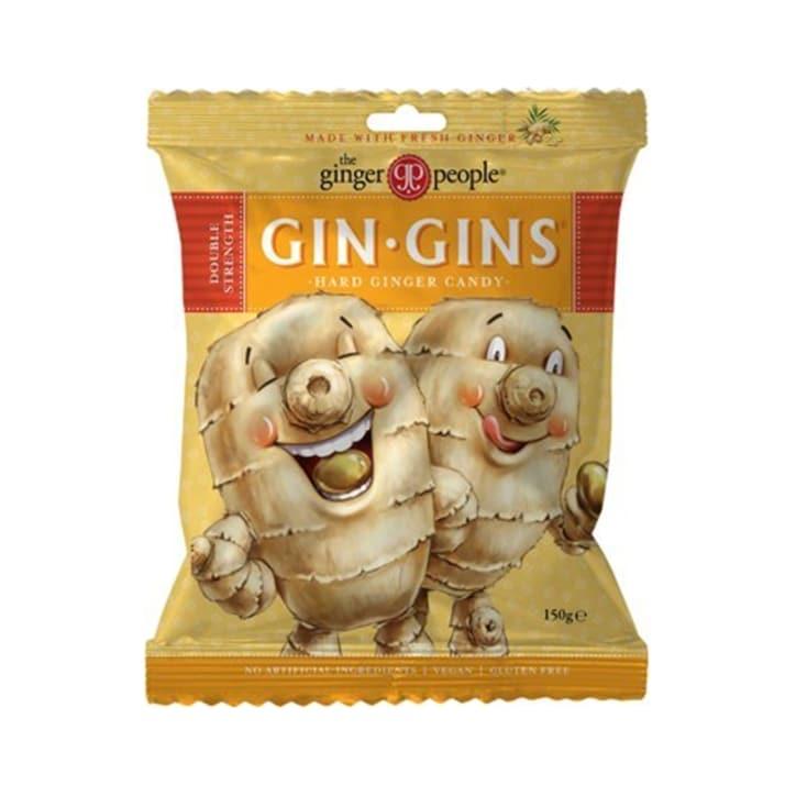 Gin Gins Hard Ginger Candy 150g