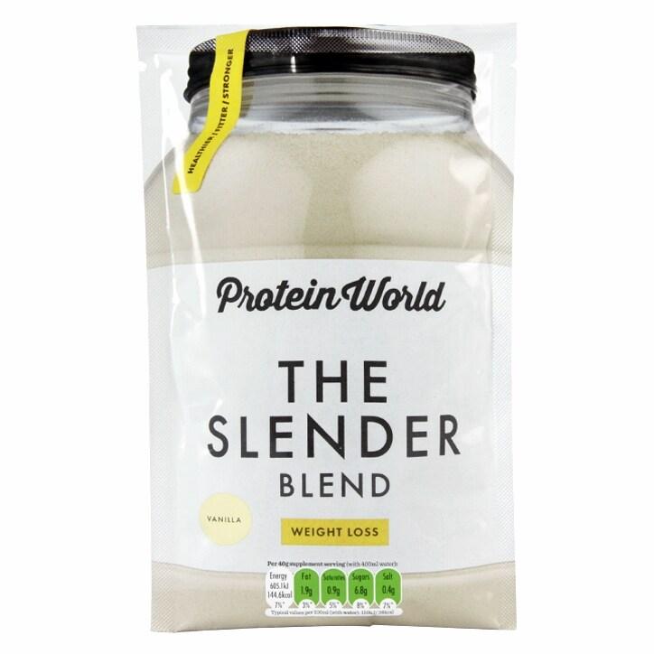 Protein World Slender Blend Vanilla 40g