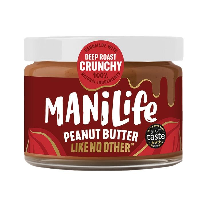 Manilife Deep Roast Peanut Butter 295g
