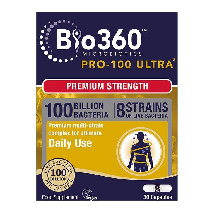 Nature's Aid PRO-100 Ultra (100 Billion Bacteria)