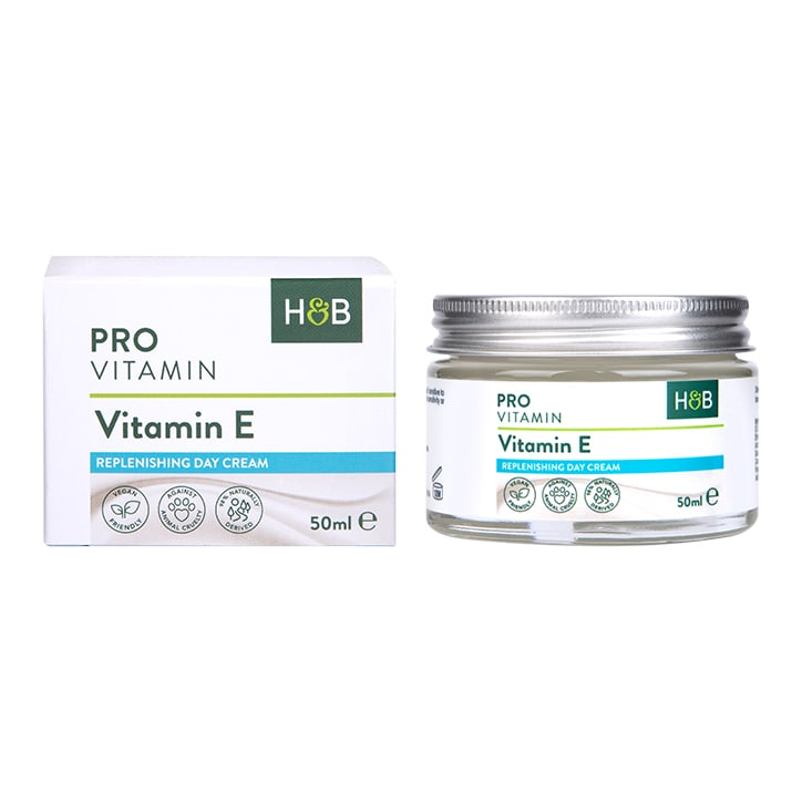 Holland & Barrett Vitamin E Ultra Hydrating Day Cream 50ml