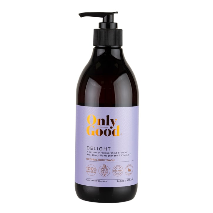 Only Good Delight Natural Body Wash 445ml