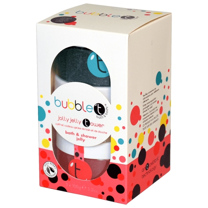 Bubble T Jolly Jelly Tower