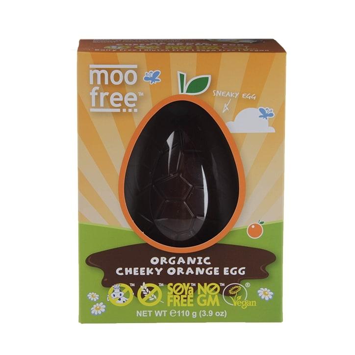 Moo Free Orange Easter Egg 100g