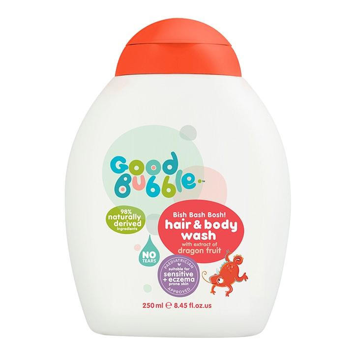 Good Bubble Dragon Fruit Hair & Body Wash 250ml