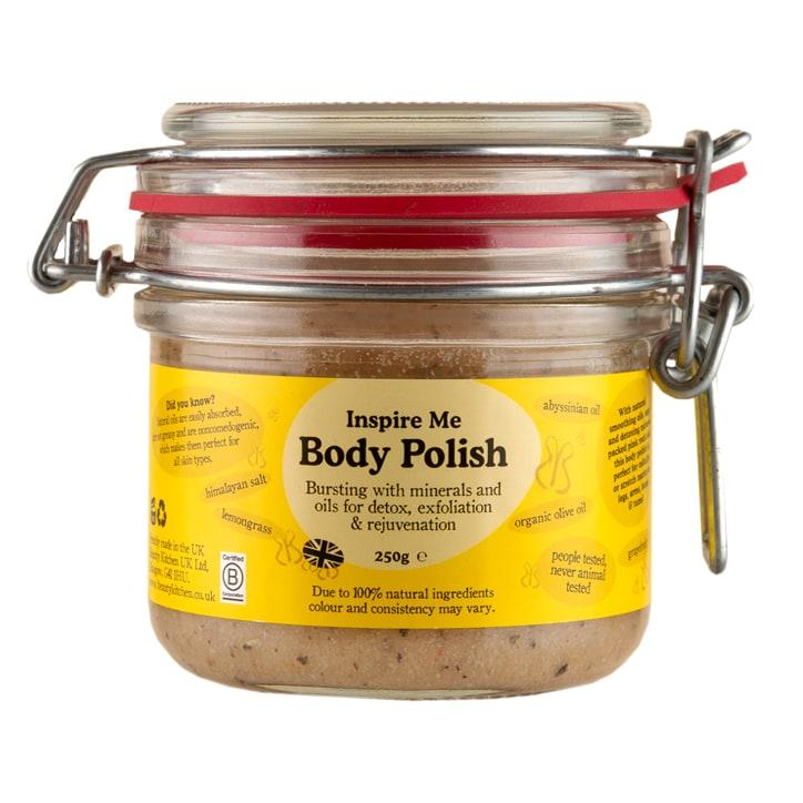 Beauty Kitchen Inspire Me Brightening & Toning Body Polish 200g