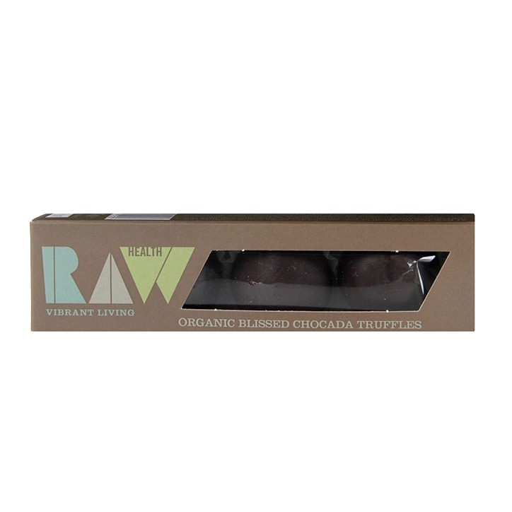 Raw Health Organic Blissed Chocada Truffles 65g