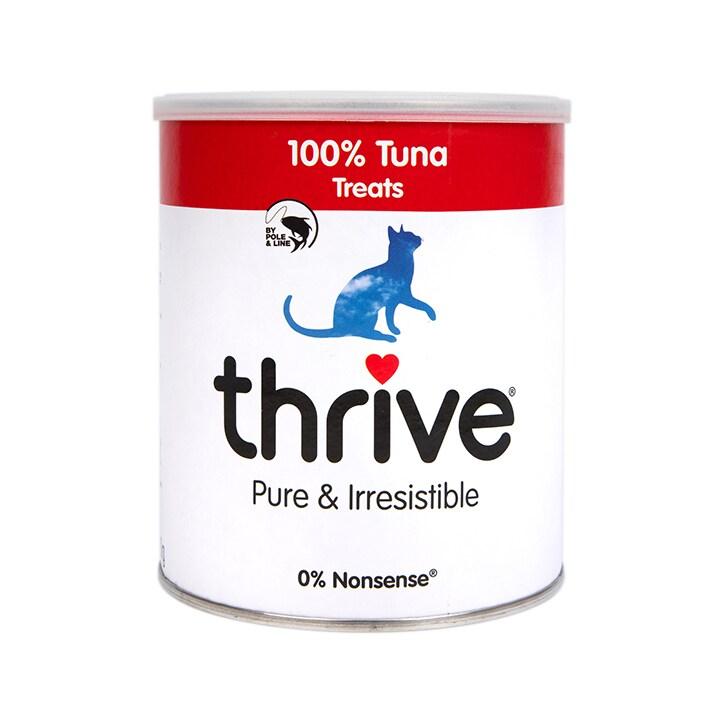 Thrive 100% Tuna Cat Treats 180g