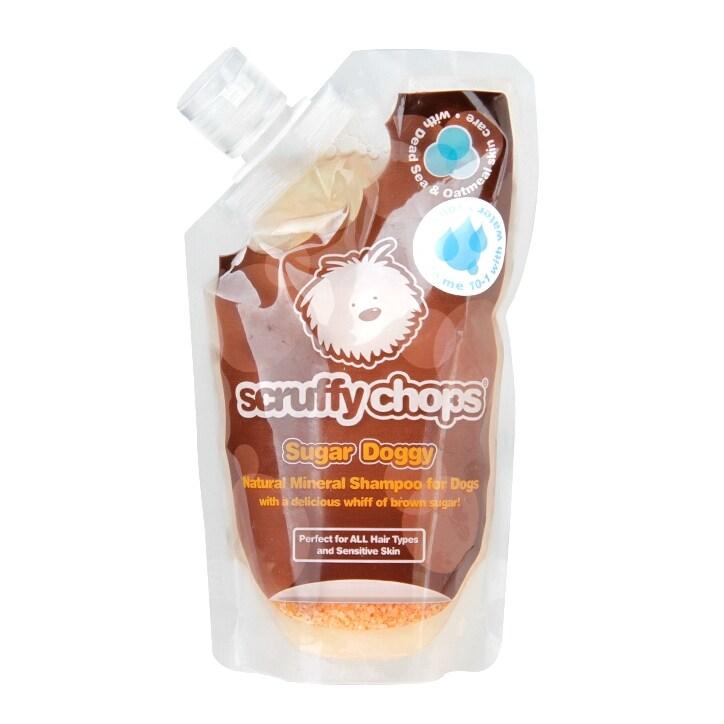 Scruffy Chops Sugar Doggy Shampoo 250ml