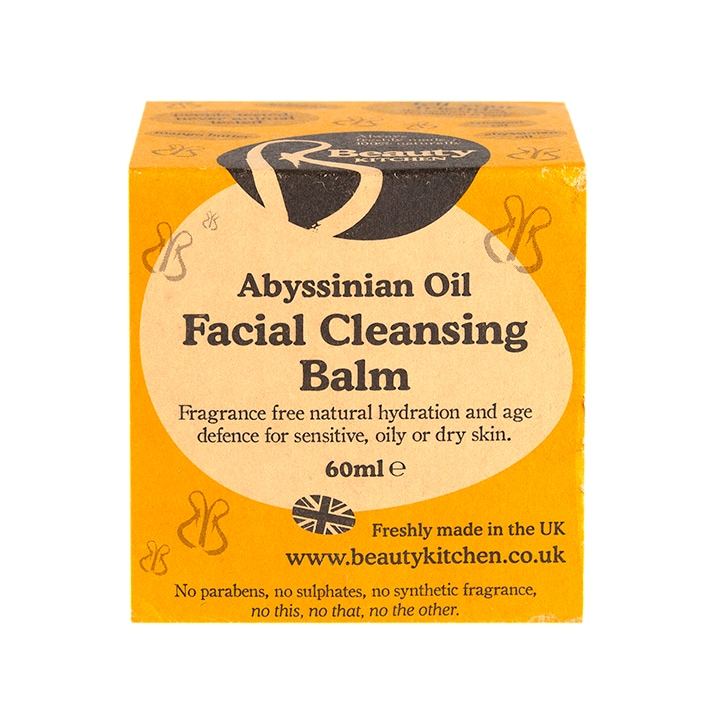 Beauty Kitchen Abyssinian Facial Cleansing Balm 60ml