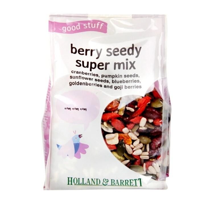 Holland & Barrett Berry & Seed Mix 250g