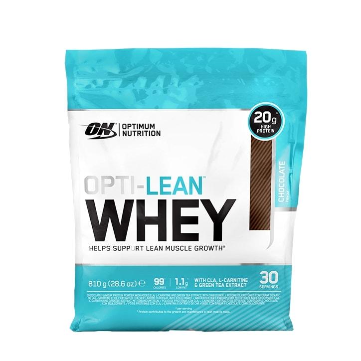 Optimum Nutrition Opti-Lean Whey Powder Chocolate 810g