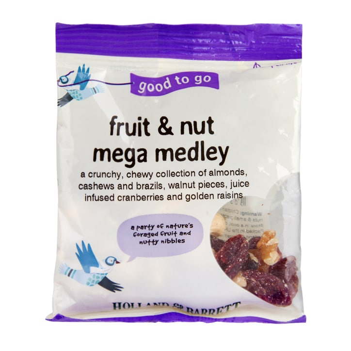 Holland & Barrett Fruit & Nut Mix 40g