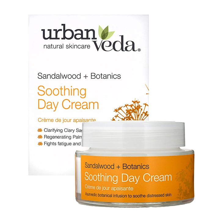 Urban Veda Soothing Day Cream 50ml