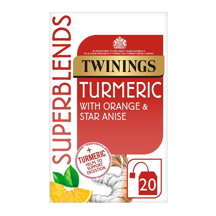 Twinings Super Blends Turmeric 49g
