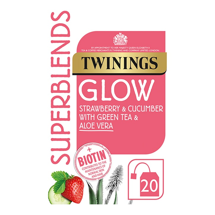 Twinings Super Blends Glow 49g