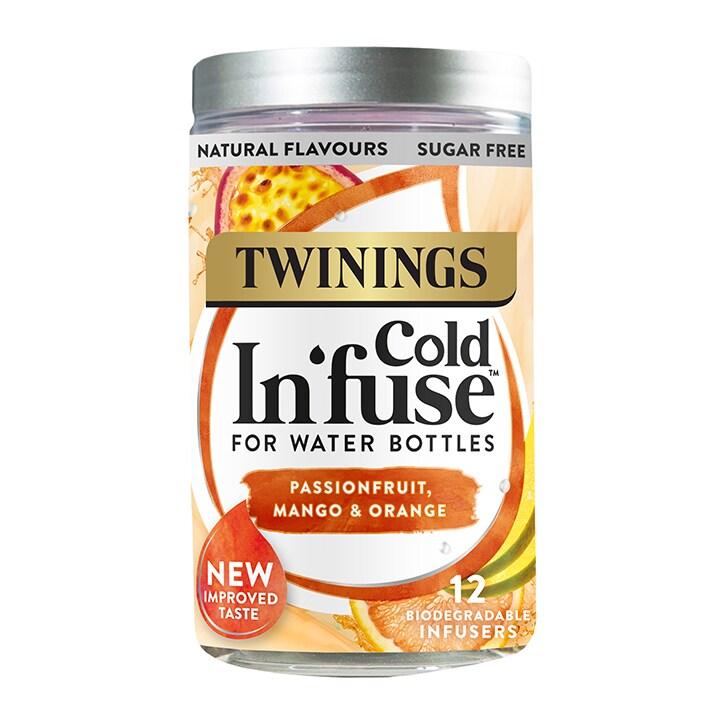 Twinings Infuse Passionfruit, Mango & Orange 30g