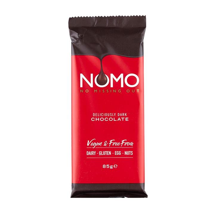 NOMO Dark Chocolate Bar 85g