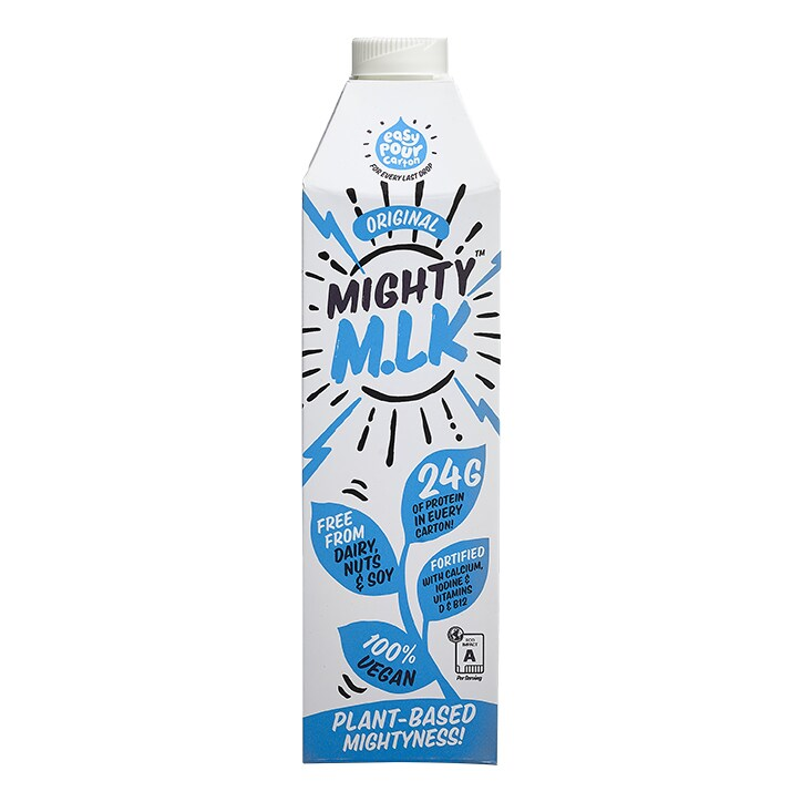 Mighty Pea Original M.lk 1l