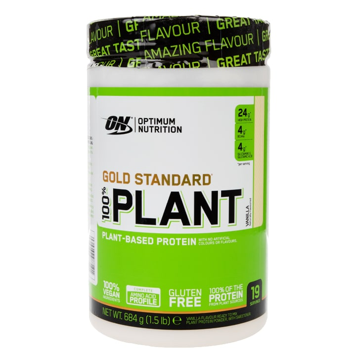 Optimum Nutrition Gold Standard Plant Vanilla 684g