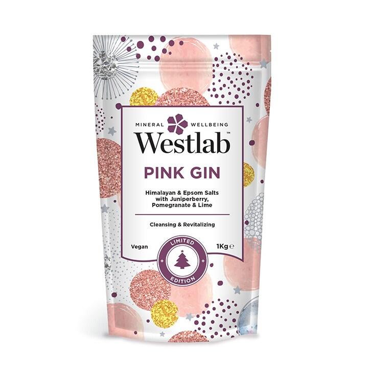 Westlab Pink Gin Bathing Salts