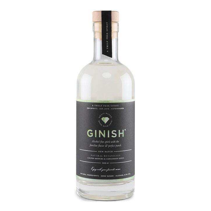 ISH Spirits Ginish 0.5% ABV 50cl