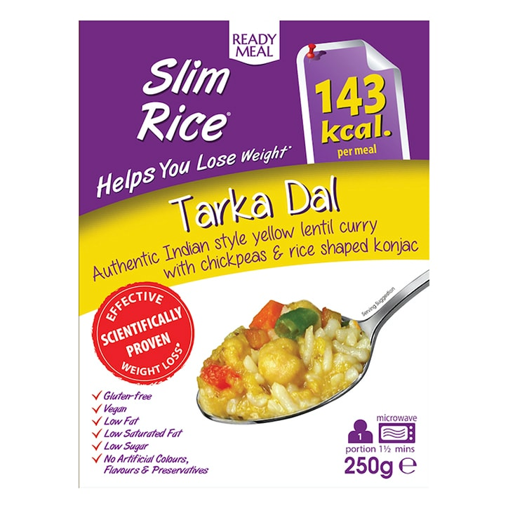Eat Water Slim Rice Yellow Lentil Curry 250g