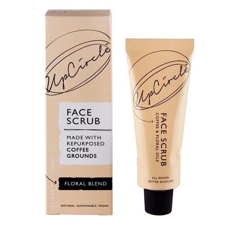 UpCircle Coffee Face Scrub - Floral Blend 100ml