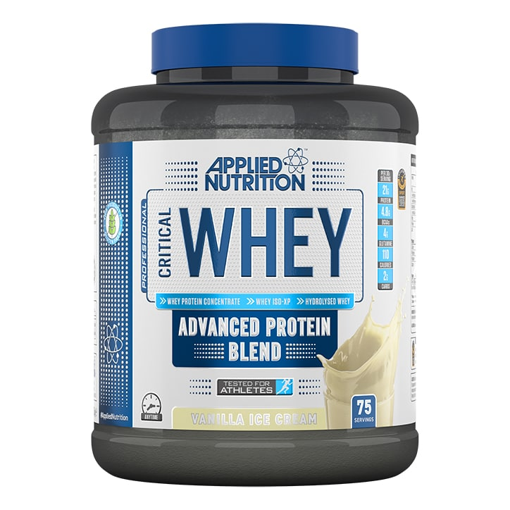 Applied Nutrition Critical Whey Protein Vanilla 2270g