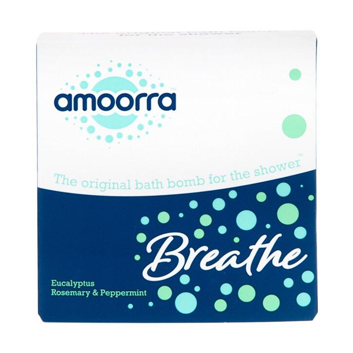 Amoorra Breathe Shower Bomb 30g