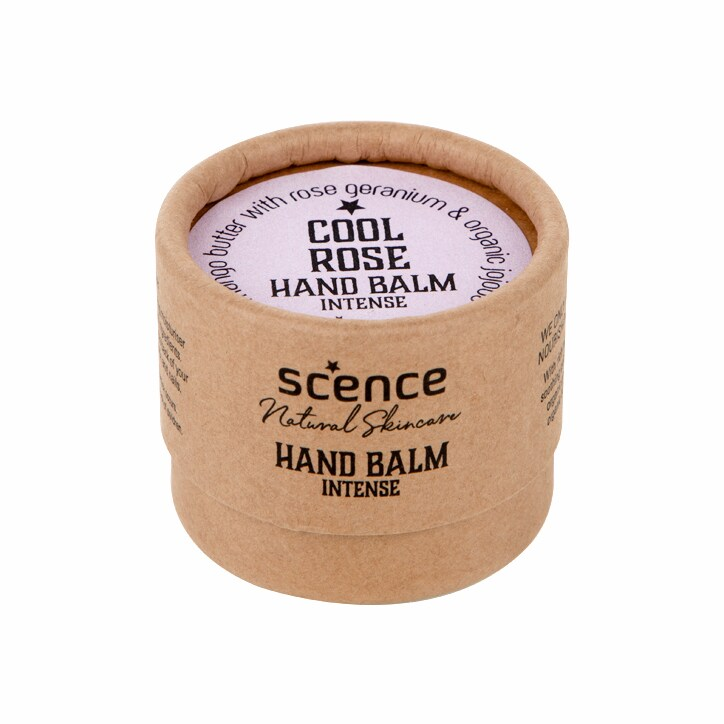 Scence Cool Rose Hand Balm 35g