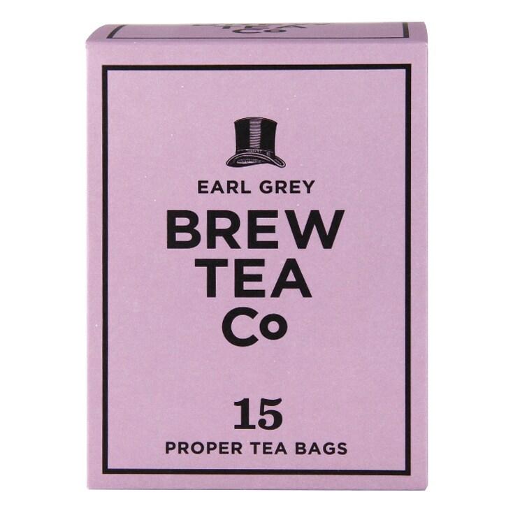Brew Tea Co. Earl Grey Tea 15 Teabags