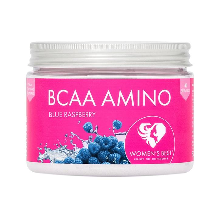 Women's Best BCAA Amino Blue Raspberry 200g