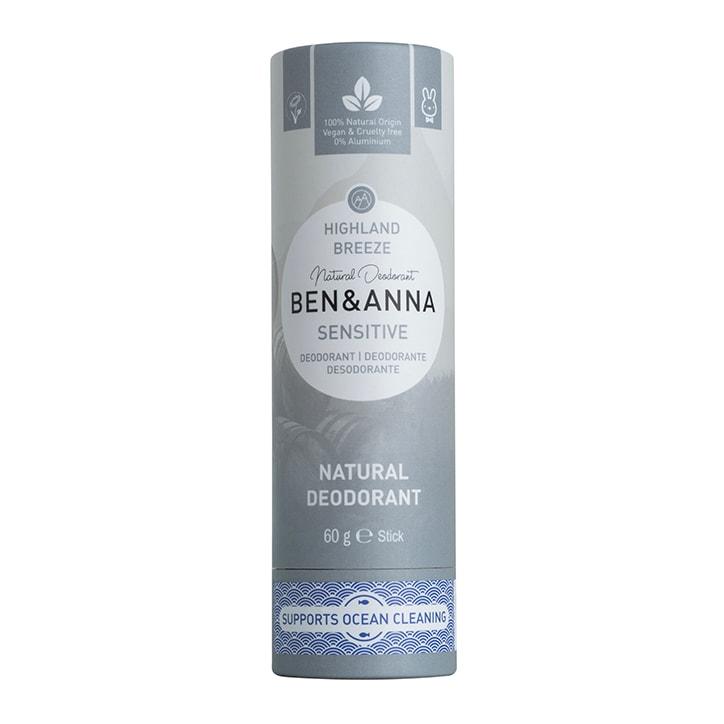 Ben & Anna - Sensitive Highland Breeze Deodorant 60g