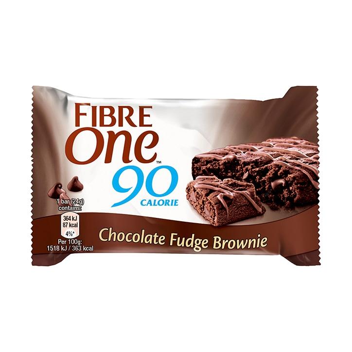 Fibre One Chocolate Fudge Brownie 24g