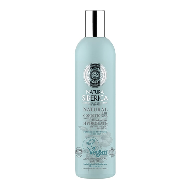 Natura Siberica Hair Conditioner - Nutrition and Hydration for dry hair
