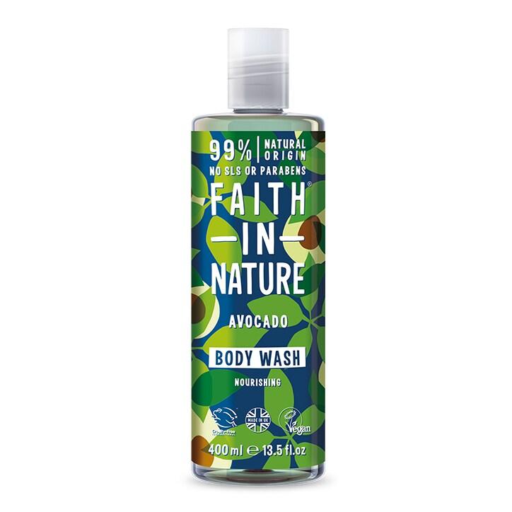 Faith In Nature Avocado Body Wash 400ml